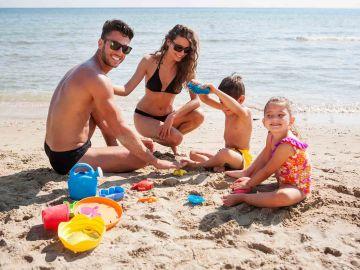 Giocare in spiaggia Hotel Giulianova