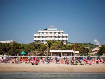 Hotel Giulianova sul mare in Abruzzo