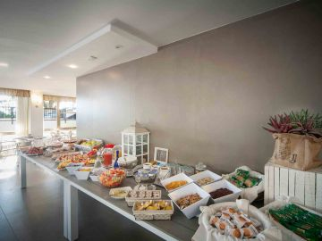 Buffet Hotel Giulianova Mare
