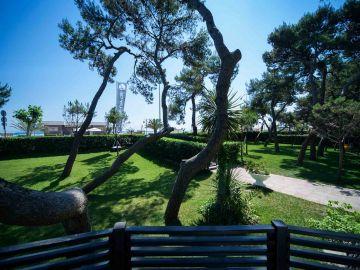 Hotel con giardino Giulianova