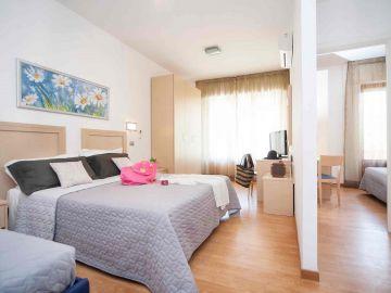 Camere Hotel Promenade Giulianova