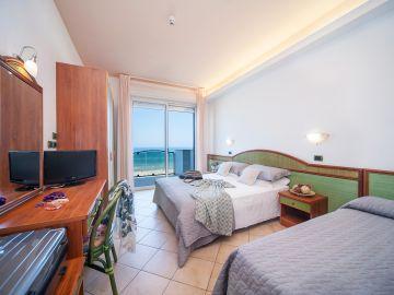 Camere con vista mare Hotel Promenade