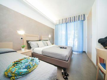 Camere luminose Hotel Promenade
