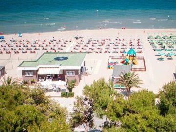 Hotel sulla spiaggia Giulianova