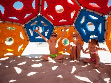 Giochi in spiaggia Abruzzo Mare