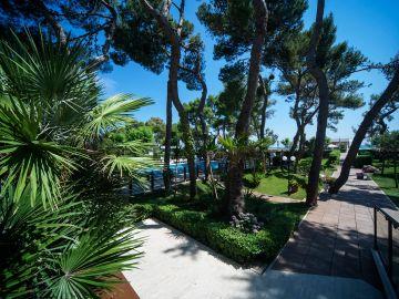 Hotel con Giardino Promenade