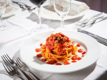 Hotel primi piatti Abruzzo Mare